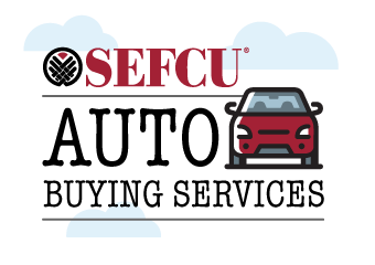 SEFCU auto buying services logo